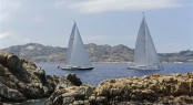 Dubois Cup taking place in the exclusive yacht charter destination - Porto Cervo in Sardinia