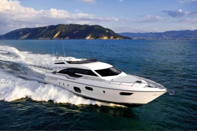 Ferretti Group to attend the 2012 Cannes Boat Show with five brand new