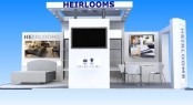 Heirlooms' new stand at MYS 2012