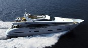 IAG 100 Electra Superyacht - Running