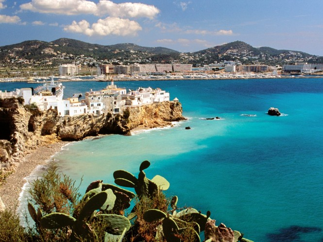 Ibiza in Spain