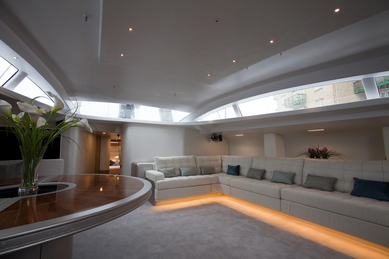 Icap leopard superyacht interior by design unlimited for Interior designs unlimited