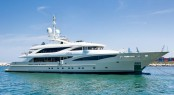 ISA 50m superyacht BELLE ANNA