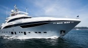 Imperial Princess superyacht by Princess Yachts