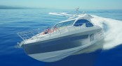 Luxury yacht Azimut 55S