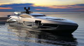 Motor Yacht SC199 designed by Gray Design