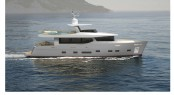 Nauta Air 80 superyacht by CdM Yachts and Nauta Yacht Design