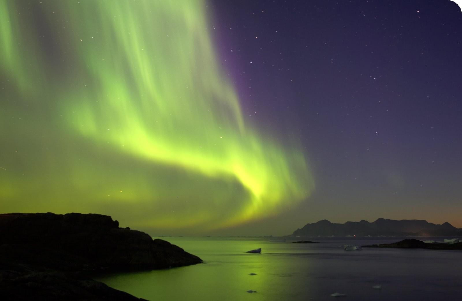 Northern Lights - Gree...