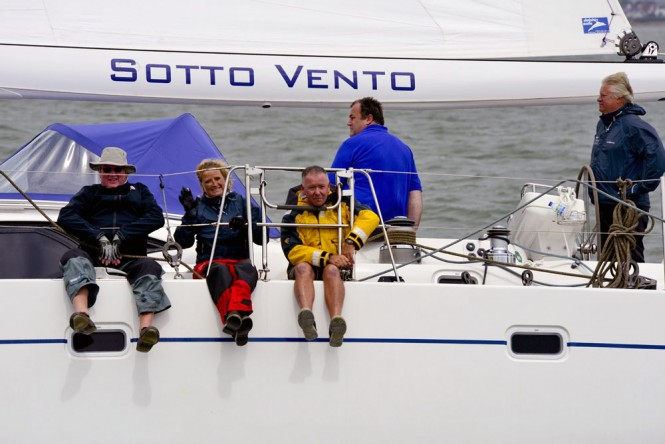 Oyster 655 yacht Sotto Vento