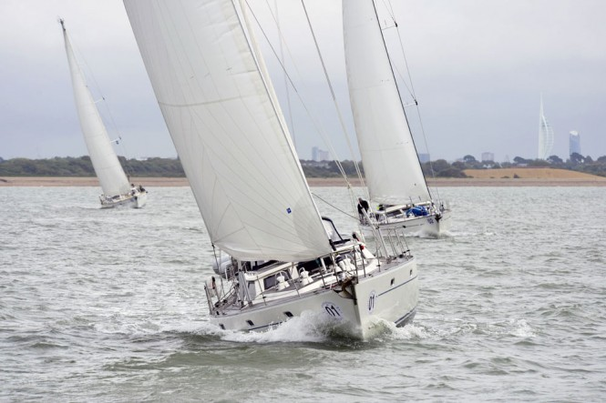 Oyster Regatta - Cowes 2012