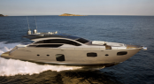 Pershing 82 Superyacht