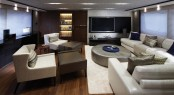 Princess 40M superyacht Imperial Princess - Sky Lounge