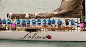 Prix d&#039; Elegance - AHIRW 2011 - sailing yacht Lahana