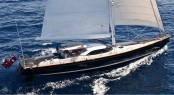 Sailing Yacht Alcanara - Image courtesy of Dubois