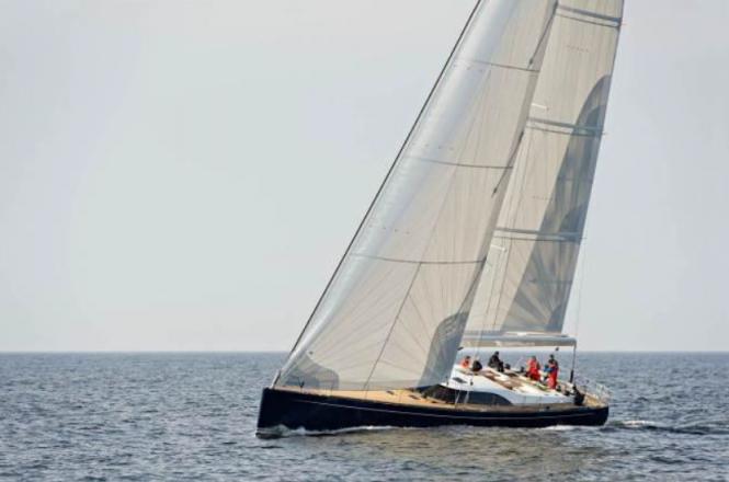 Sailing Yacht GOF - a Baltic 83 yacht