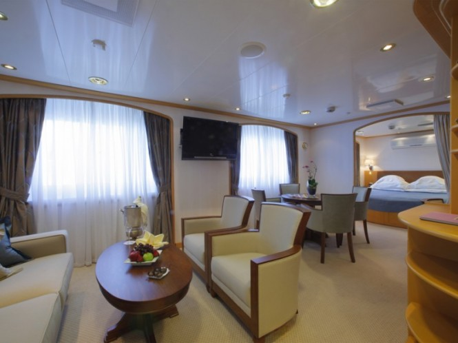 Sea Dream Yacht - Admiral Suite