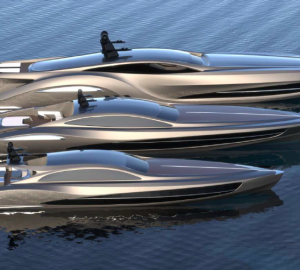 Strand-Craft Series Super Sport Yachts - SC 133 (40m), SC 166 (50m) and SC 199 (60m) by Ned Ship Group