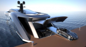 Strand-Craft Yachts to be built by Ned Ship Group - Designed by Gray Design