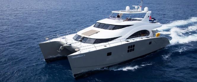 Sunreef 70 Power yacht Damrak II