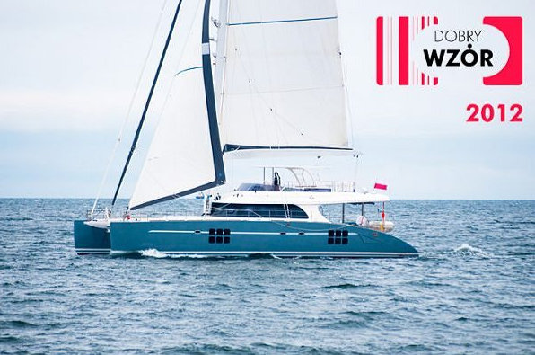 Sunreef 70 charter yacht ANINI Recommended for DOBRY WZRÓR 2012 Awards