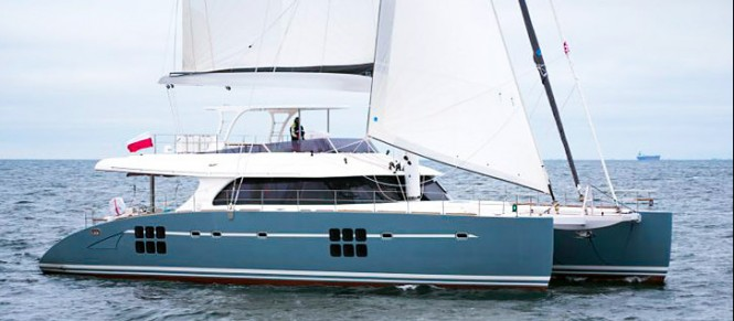 Sunreef 70 yacht ANINI