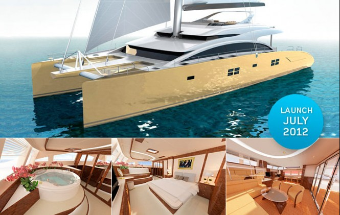 Sunreef 82 Double Deck Superyacht