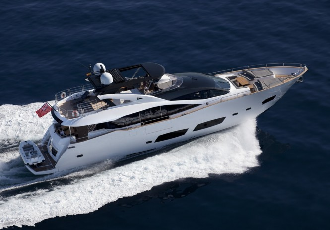Sunseeker 28 Metre Superyacht