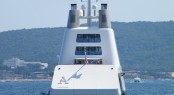 Superyacht A by Blohm Voss designed by Starck Design near St Tropez - David Z Hart