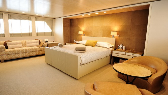 Superyacht A2 - Cabin
