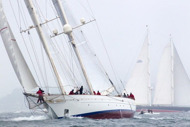 The 3rd Pendennis Cup, Racing Day 1