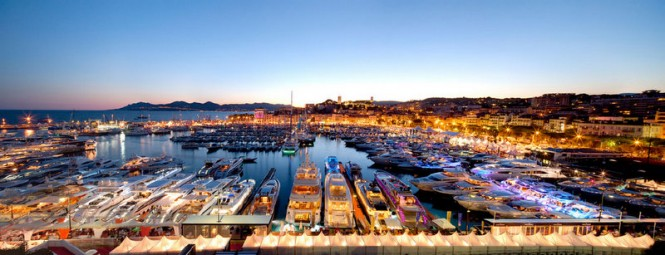 The Festival de la Plaisance de Cannes – the International Cannes Boat Show