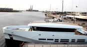 The first WallyAce superyacht Kanga by Wally Yachts