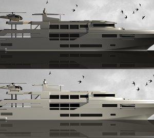 Bernardo Zuccon about his latest 54m superyacht DISCOVERY