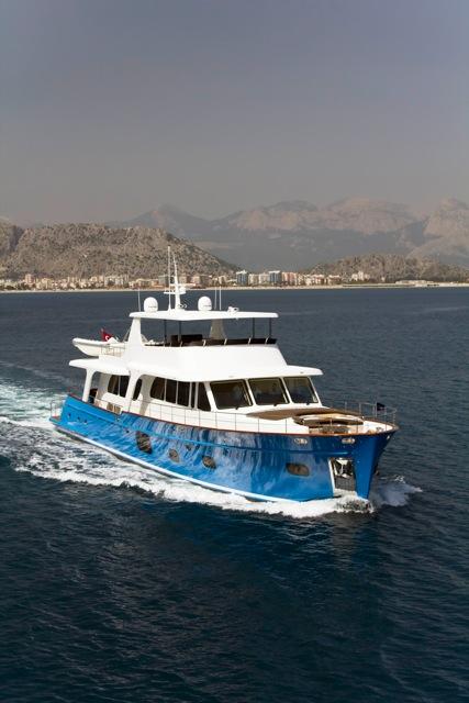 Vicem 107 motor yacht Moni by Vicem Yachts