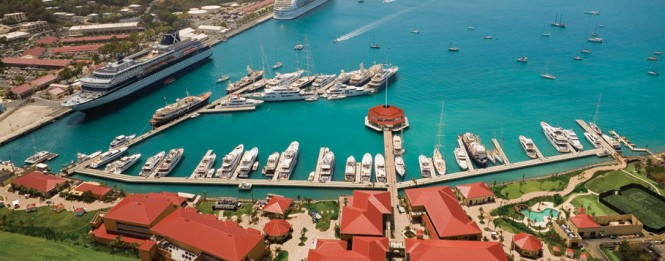 Yacht Haven Grande St. Thomas