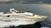 28m motor yacht Amer 92 by Permare Group