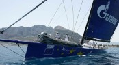 100ft luxury sailing yacht Esimit Europa 2