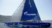 100ft superyacht Esimit Europa 2 - a Winner of the 2012 Palermo - Monte Carlo Regatta