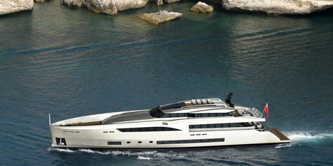 150ft luxury motor yacht Wider 150' by Wider Yachts