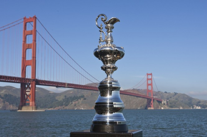 2013 America's Cup in San Francisco