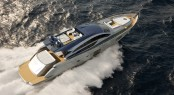 25m superyacht Pershing 82