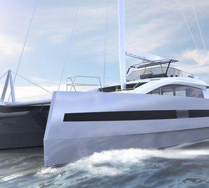 26m JFA sailing yacht Long Island 85 designed by Marc Lombard