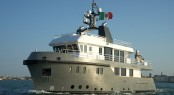 27m explorer yacht Irie Man by CNC