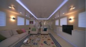 27m luxury motor yacht Irie Man - Salon