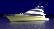 32m Jim Smith superyacht hull number 29 to feature Seakeeper's new M26000 gyro