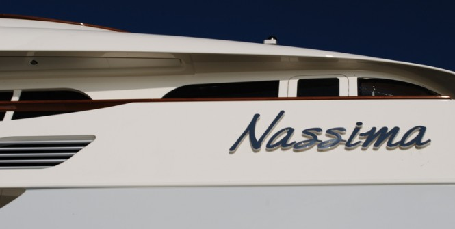 50m luxury yacht Nassima by Acico Yachts