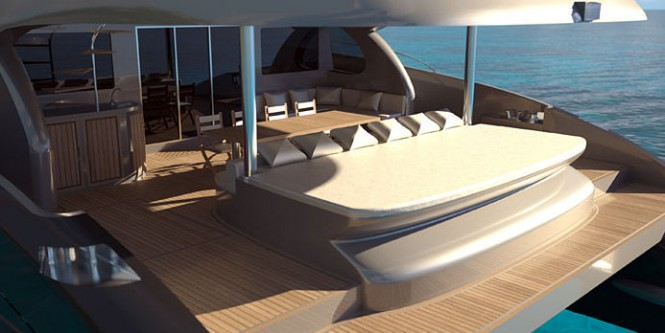85 Sunreef Power yacht - Exterior