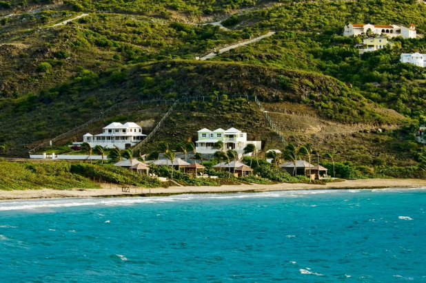Beautiful Caribbean yacht charter destination - St Kitts
