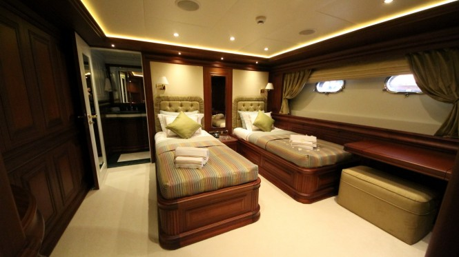 Bilgin 160 Classic yacht M&amp;M - Twin Cabin