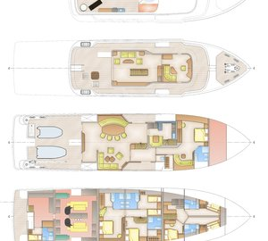 35m Blue Water Explorer concept by Stolk Marimecs
